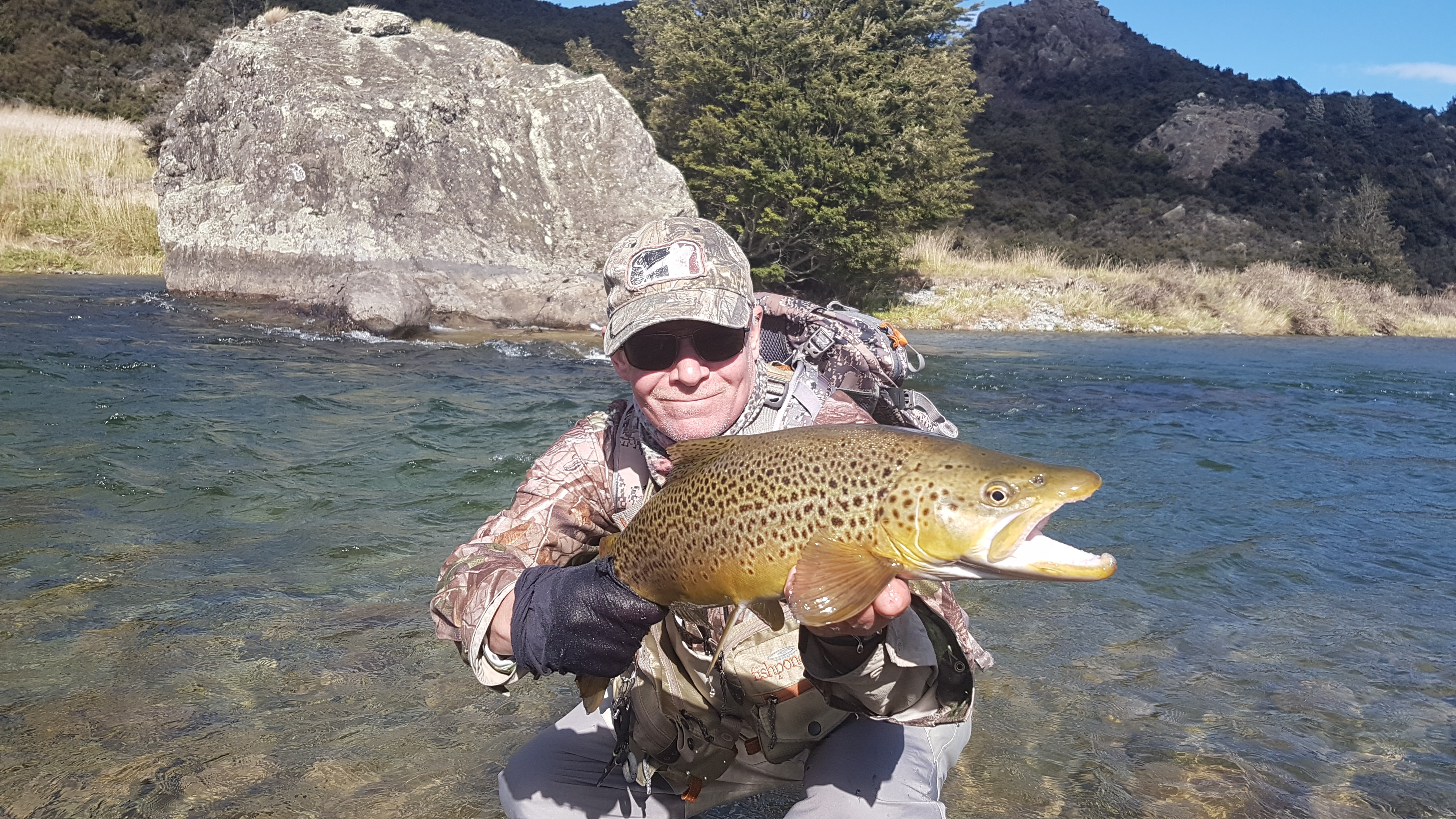 New Zealand Fly Fishing Expeditions