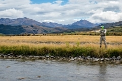 New Zealand Fly Fishing Expeditions - Photo Credit Simon Gilbert