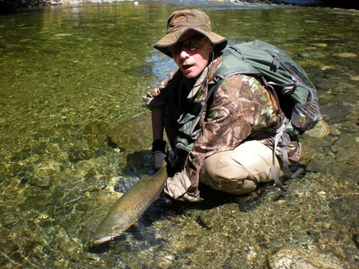 Fly Fishing Expeditions Queenstown New Zealand