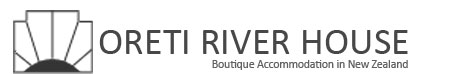 Oreti river house logo