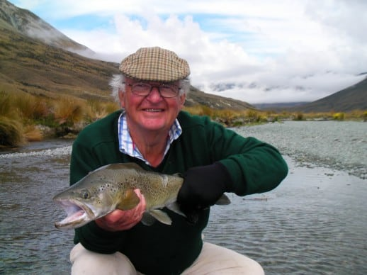 New Zealand Fly Fishing Expeditions - Happy Scots