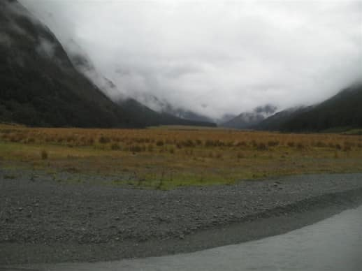 New Zealand Fly Fishing Expeditions rain on the way