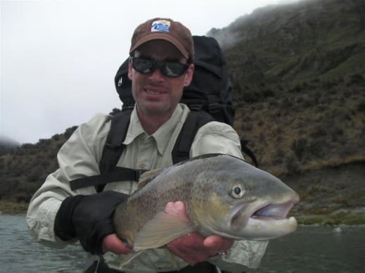 New Zealand Fly Fishing Expeditions Browns, browns and more browns