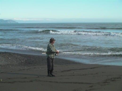South to north island new zealand sea fishing fly and surf for Long island surf fishing report