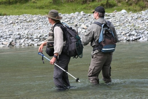 Guides fly fishing expeditions new zealand for Fly fishing guide jobs