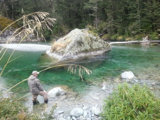 Fly Fishing Expeditions New Zealand