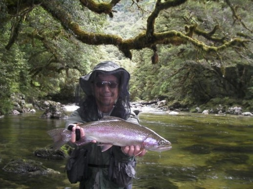 Fiordland Fly Fishing Expeditions