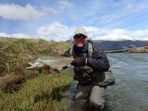Fly Fishing Guide Simon Wilkinson New Zealand